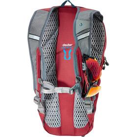 Deuter Road One Backpack Set, Large cranberry-arctic